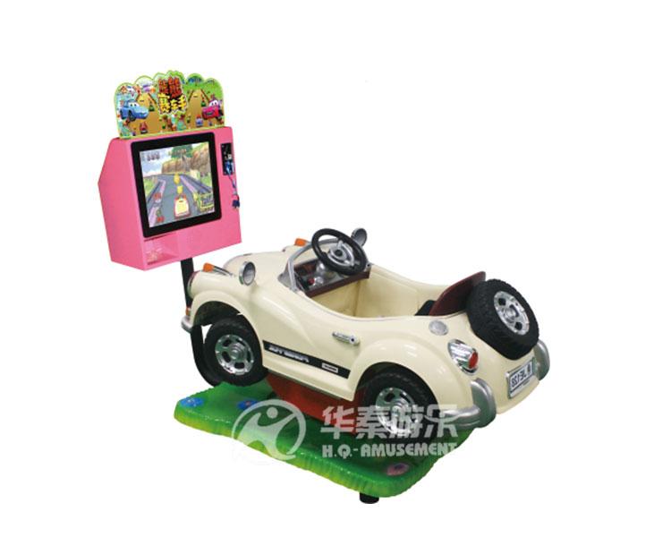 3D摇摆小汽车