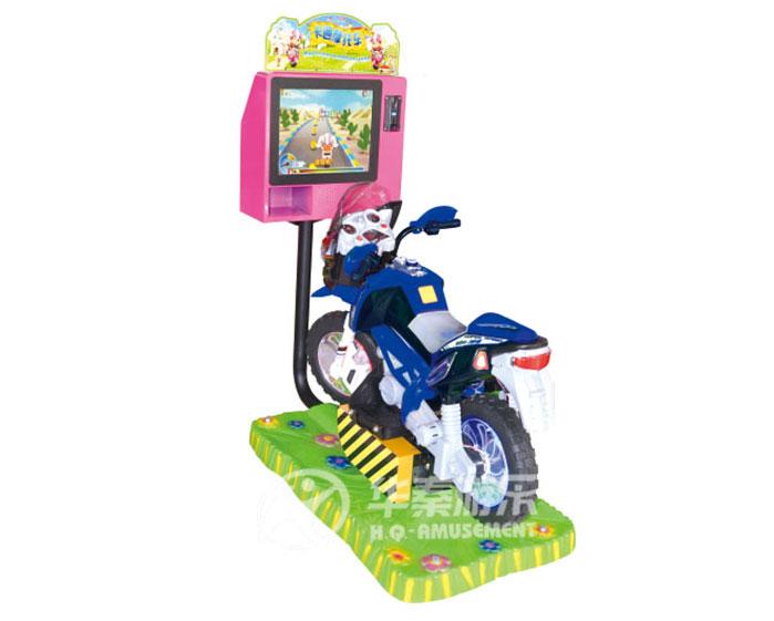 3D儿童摇摆摩托车