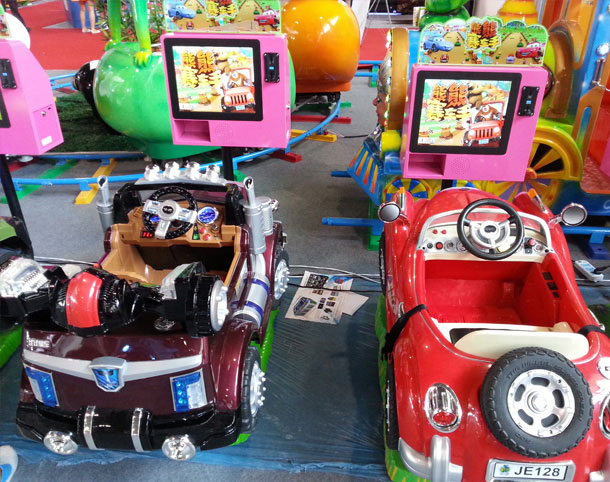 3D摇摆车