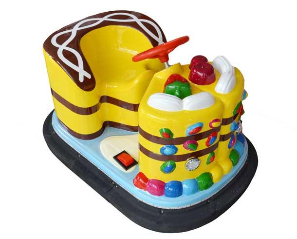 蛋糕碰碰车
