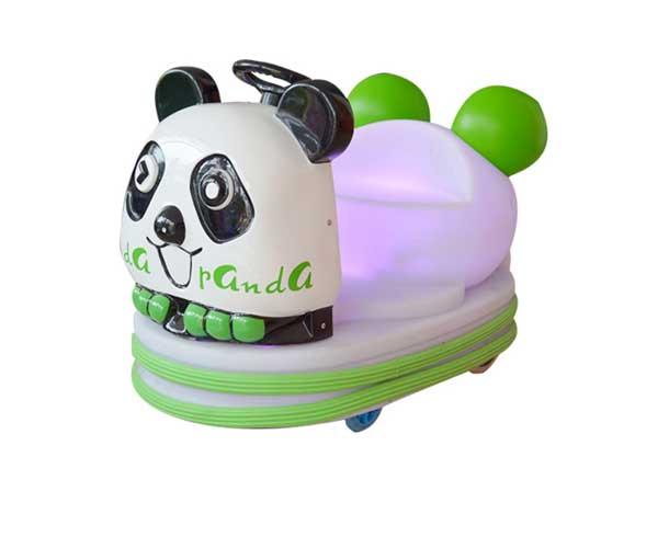 超级碰碰车熊猫