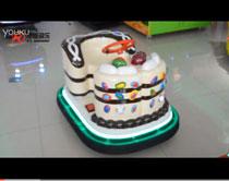 蛋糕碰碰车视频