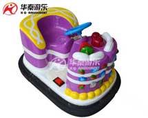 蛋糕碰碰车(紫色)
