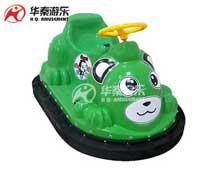 动物碰碰车(绿色)