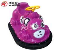 动物碰碰车(紫色)